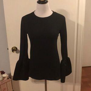 Style Mafia black long sleeve top